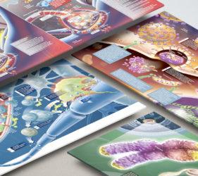illustration-presse-medicale-scientifique-aim-actualite-innovation-medecine-chromosome-synapse-cellule-vih-01
