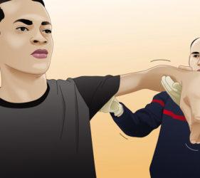 illustration-medicale-scientifique-secourisme-jsp-pose-attelle-01