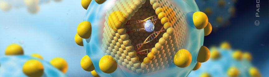 illustration-medicale-scientifique-virus-hepatite-B